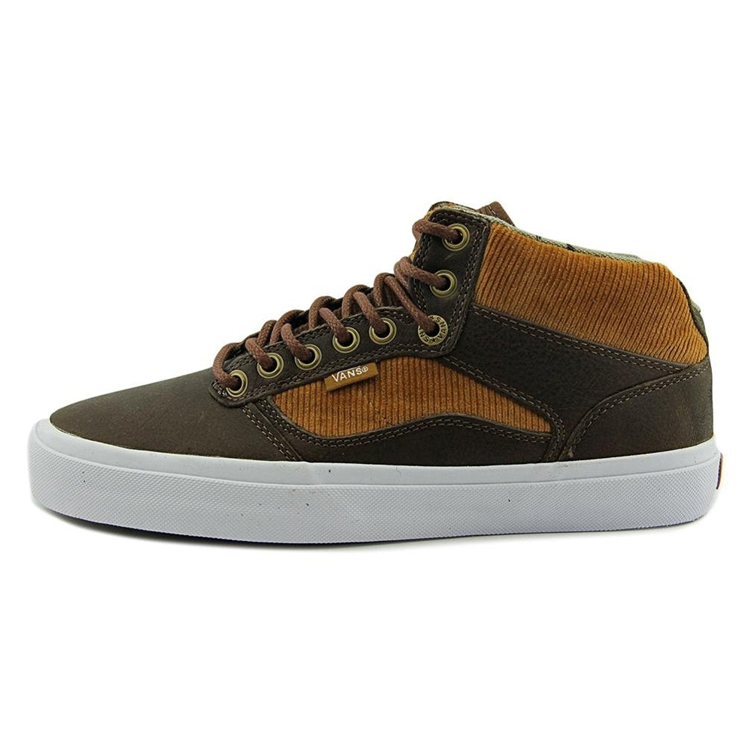 d7263787aa3ed9 Shop Vans Mens Bedford Low Top Lace Up Fashion Sneakers - Free ...