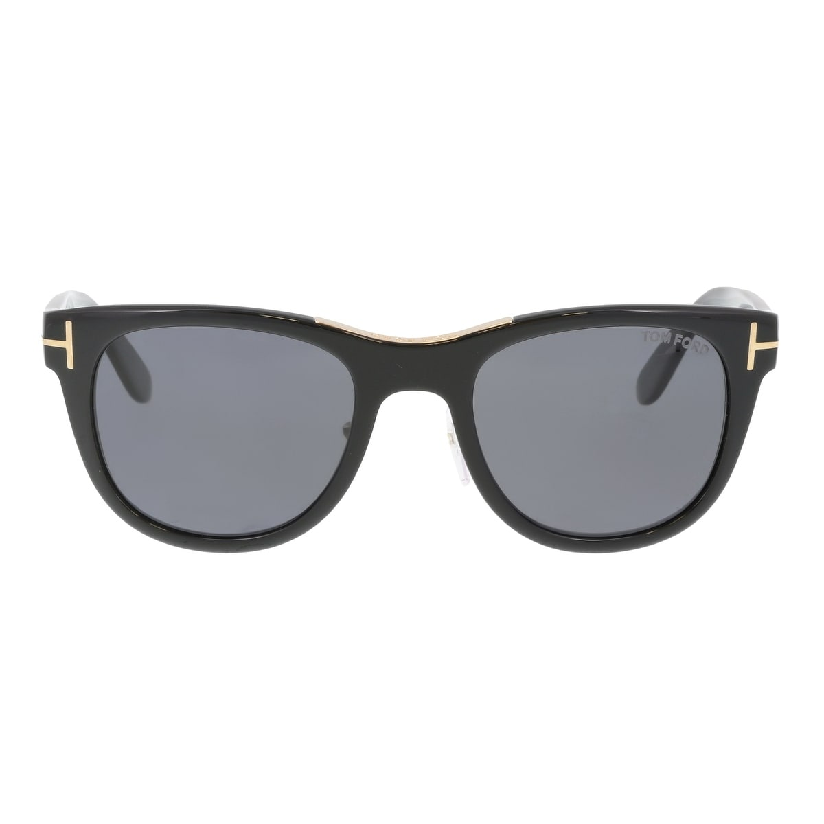 f409bc54b6 Shop Tom Ford FT0045 S 01D JACK Black Square Sunglasses - 51-20-135 - Free  Shipping Today - Overstock - 19223121