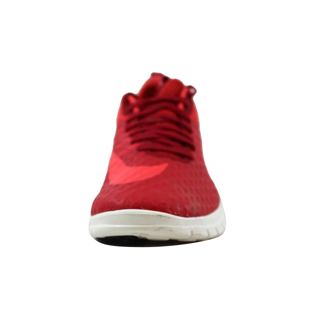 buy online e494e 9a75e Shop Nike Free Hypervenom 2 FS Gym Red Light Crimson-Ivory 805890-600 Men s  - On Sale - Free Shipping Today - Overstock - 21141578