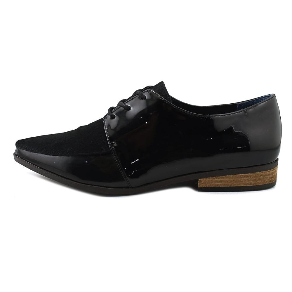 151bbcbb633 Shop Dr. Scholl s Equal Women Wingtip Toe Patent Leather Black Oxford -  Free Shipping Today - Overstock - 19740352