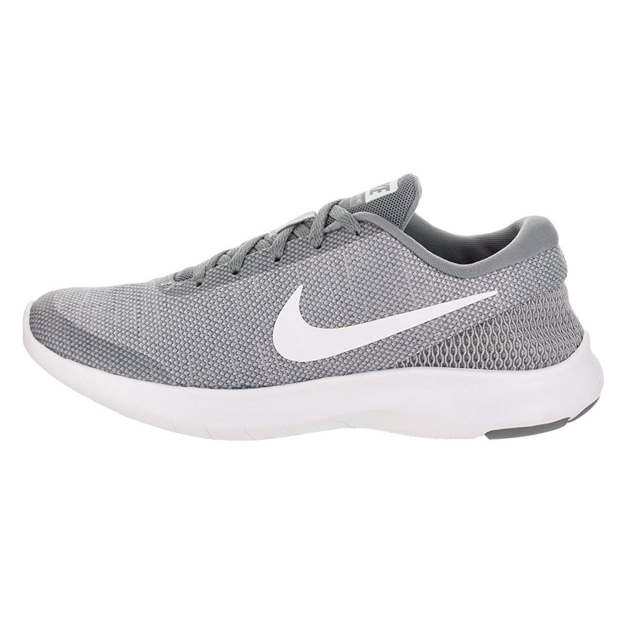 100% authentic 8c323 3fe5b Shop Nike Womens Wmns Flex Experience Rn 7 Wolf Grey White Cool Grey Size  11 - Free Shipping Today - Overstock - 25592916