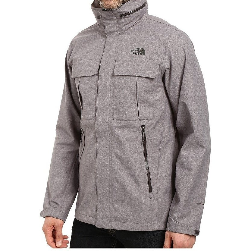 bf30cfc64 The North Face NEW Gray Mens Size Small S Kassler Field Jacket