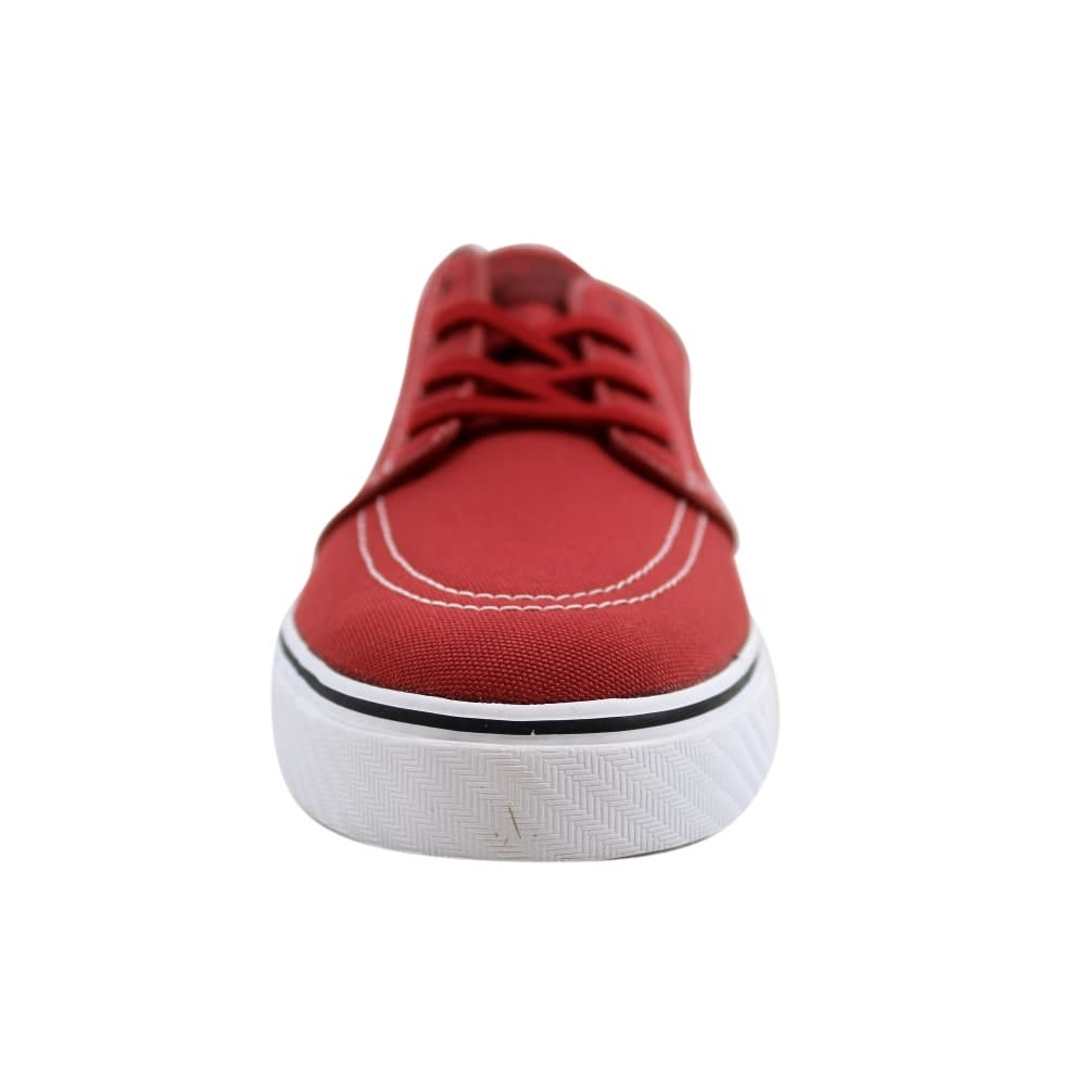 outlet store dc82a 06814 Shop Nike Zoom Stefan Janoski Canvas Dark Cayenne Red Black-Gum Light Brown  Men s 615957-600 Size 8.5 Medium - On Sale - Free Shipping Today -  Overstock - ...
