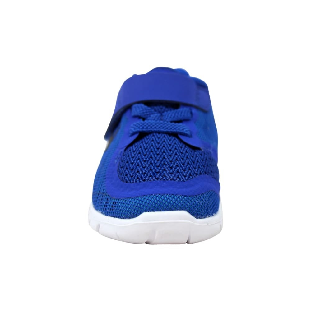 b54d39f75d Shop Nike Free 5 Game Royal/Black-Turquoise Toddler 725107-400 Size 4  Medium - Free Shipping On Orders Over $45 - Overstock - 27731317