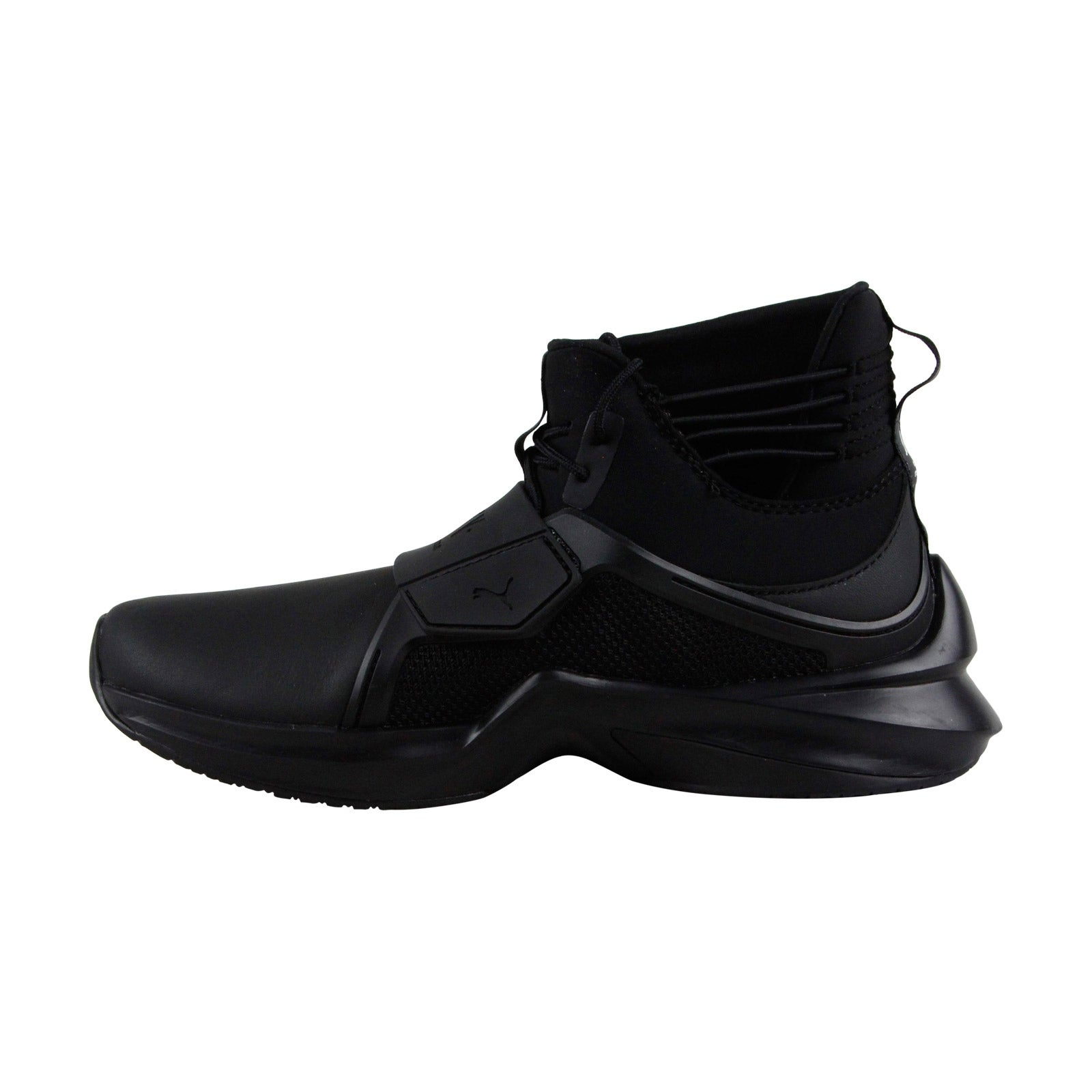 Shop Puma Womens Fenty by Rihanna Riri Black Hi By Fenty 19039801 Athletic  Shoes - Free Shipping Today - Overstock - 22897677 d49dd5bc2