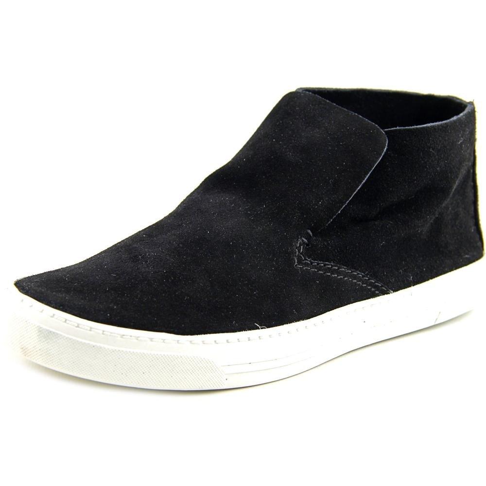 Shop Dolce Vita Xandie Black Sneakers