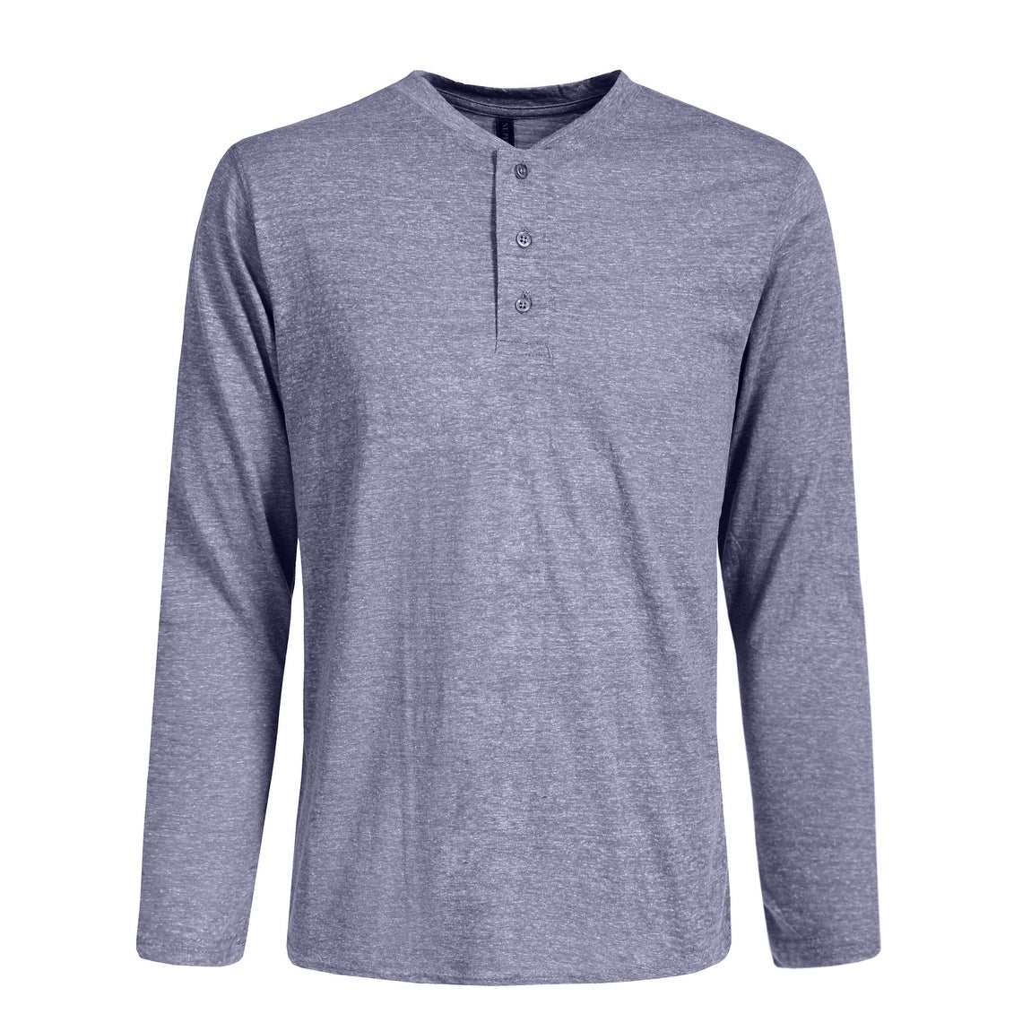 208b1fba Shop NE PEOPLE Mens Half Button Down Henley Long Sleeve T-Shirts [NEMT274]  - Free Shipping On Orders Over $45 - Overstock - 19468952