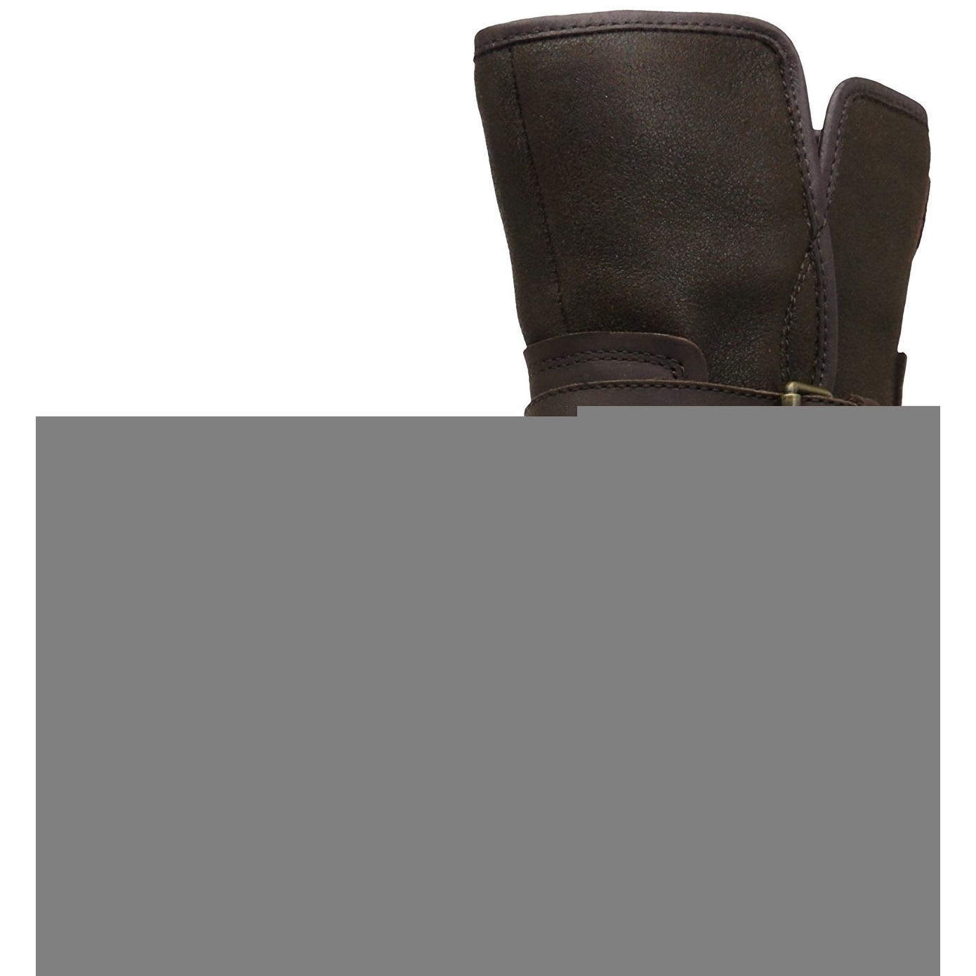 eabe70dbd11 Ugg Women's Simmens lined with Plush Wool Leather Boot