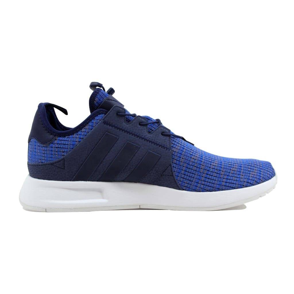 5a95c8ab9b66fa Shop Adidas Men s X PLR Dark Blue Dark Blue-White BB2900 - Free Shipping  Today - Overstock.com - 22340286