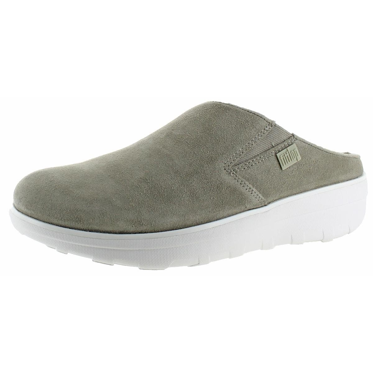 4d05f7cb9 Shop Fitflop Womens Loaff Clogs Padded Insole Slip On - On Sale ...