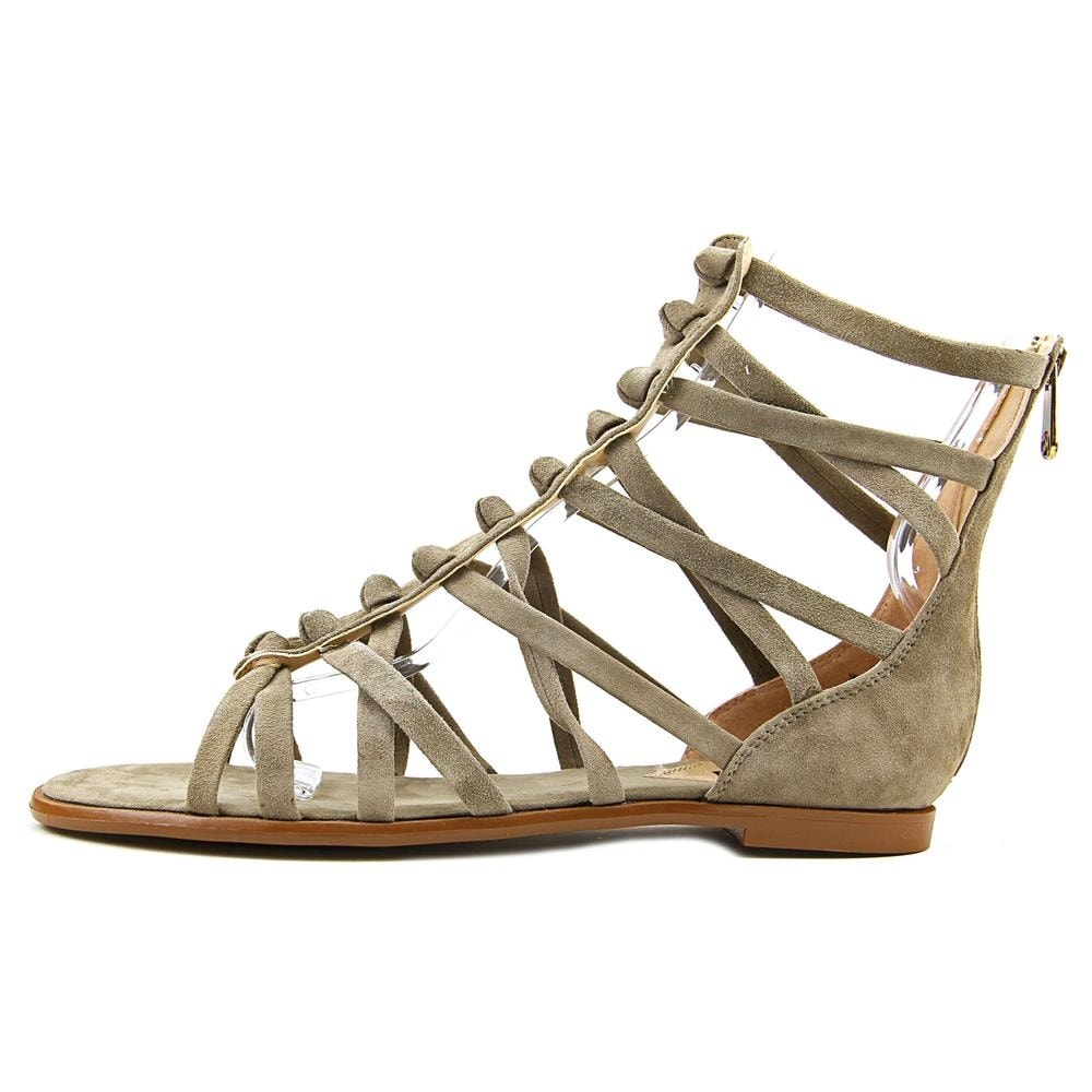 350f377c529 Shop Kensie Macklin Open Toe Synthetic Gladiator Sandal - Ships To Canada -  Overstock.ca - 18597610