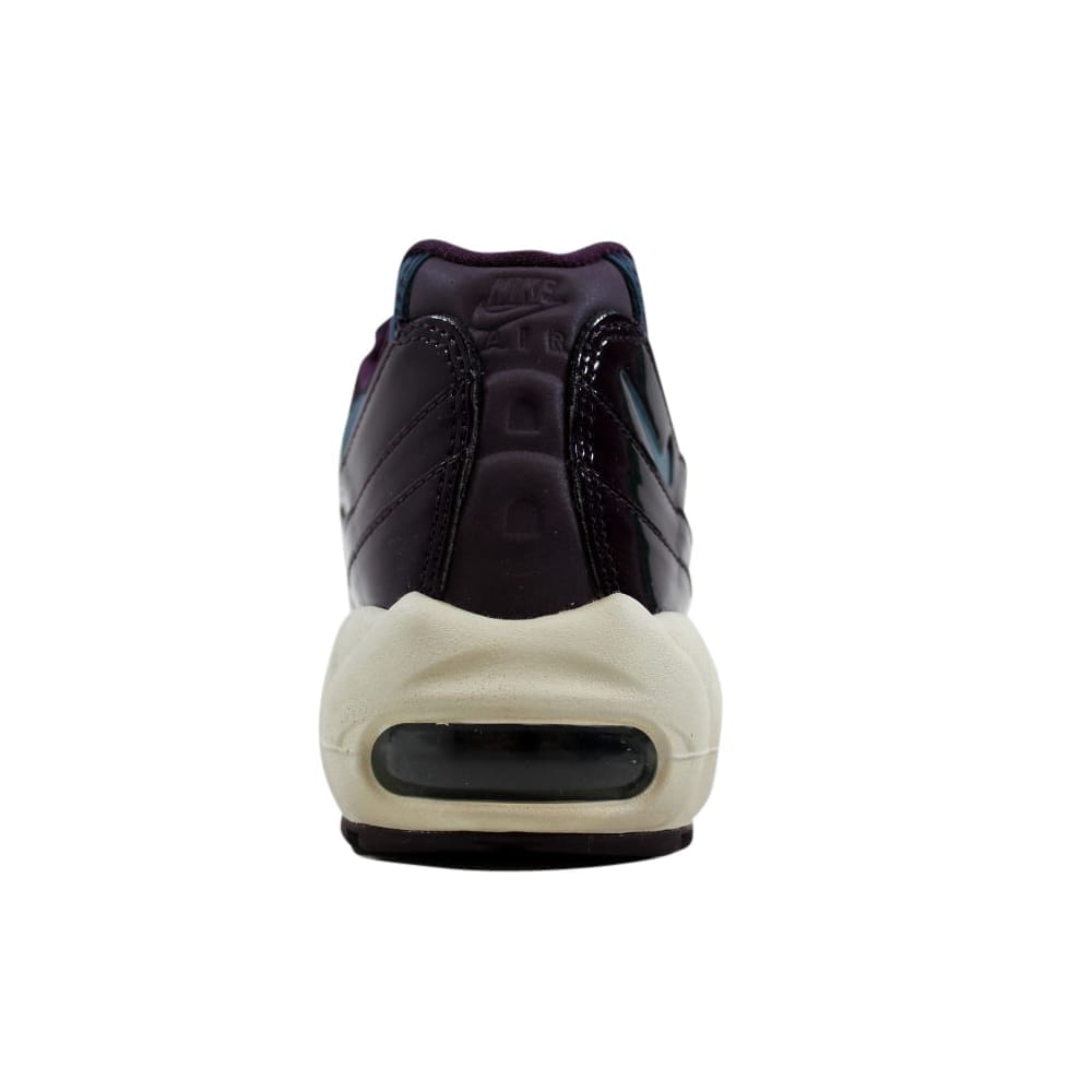 4ea63c3c66524 Shop Nike Air Max 95 SE Premium Port Wine/Space Blue AH8697-600 Women's -  On Sale - Free Shipping Today - Overstock - 27339622