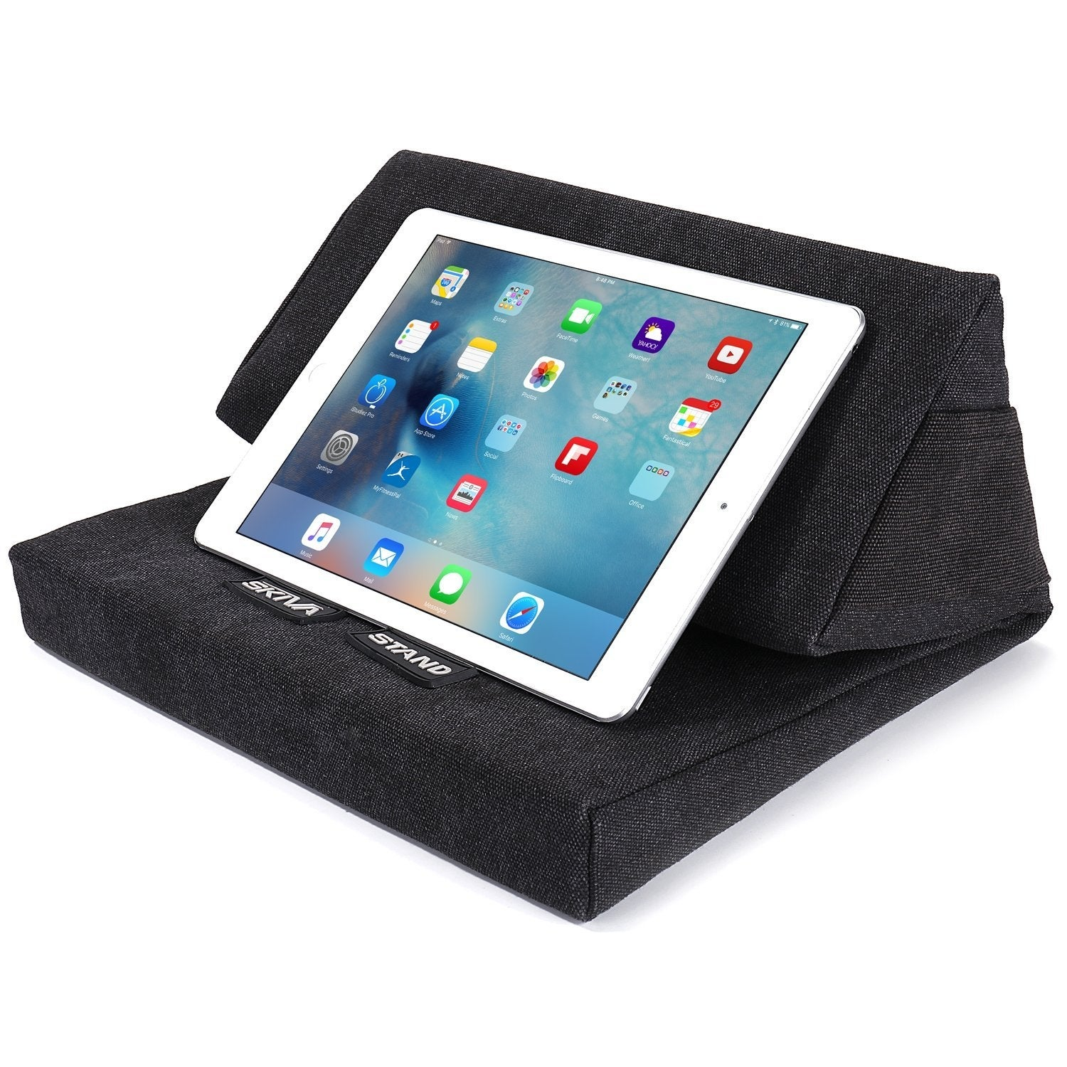 Skiva EasyStand Pad Pillow Stand for iPad Pro Air mini, iPad 4 3 2 1, Samsung Galaxy Tab Note 10.1, Google Nexus 7, E-readers
