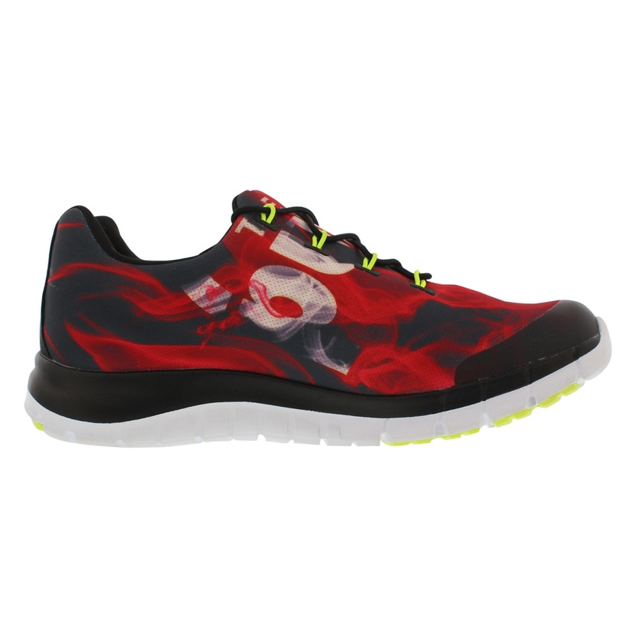 ba6de90c07c Reebok Zpump Fusion Flame Running Men s Shoes Size - 11.5 d(m) us - Free  Shipping Today - Overstock - 27632990
