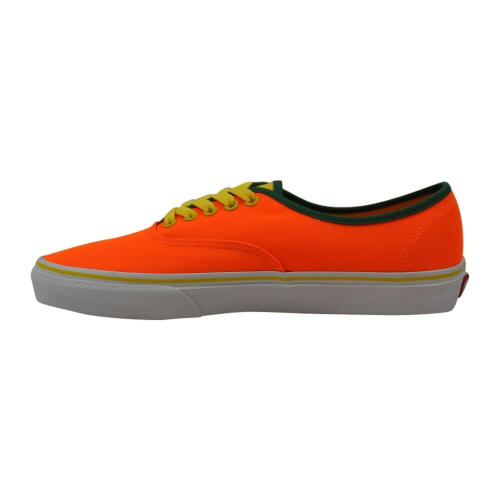 Vans Authentic Neon Orange/Cyber Brite VN0004MLJOF Men's