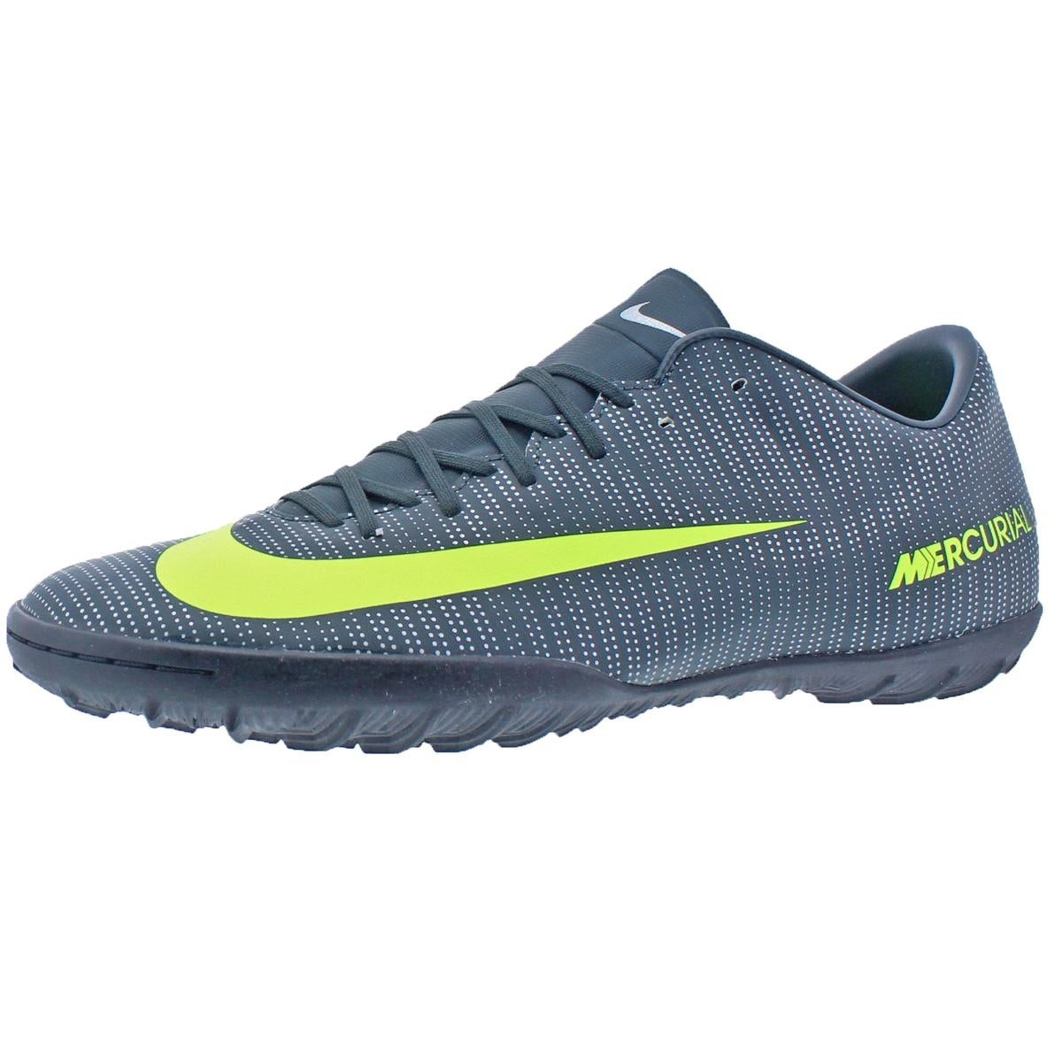 eccaea35d6c7 Shop Nike Mens Mercurialx Victory VI CR7 TF Soccer Shoes Non Marking Glitter  - 11 medium (d) - Free Shipping Today - Overstock.com - 22358930