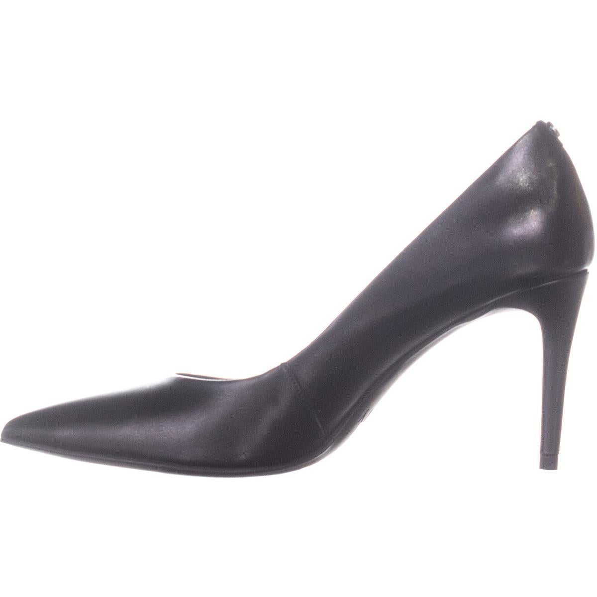 8d3b0317e6 Shop DKNY Letty Pointed Toe Pumps, Black - Free Shipping Today - Overstock  - 26063264