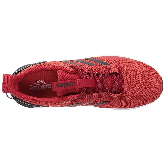pretty nice 6621d ee827 Shop Adidas Mens Questar Ride Running Shoe, ScarletBlackHi-Res Red, 8.5  M Us - Free Shipping Today - Overstock - 25367129