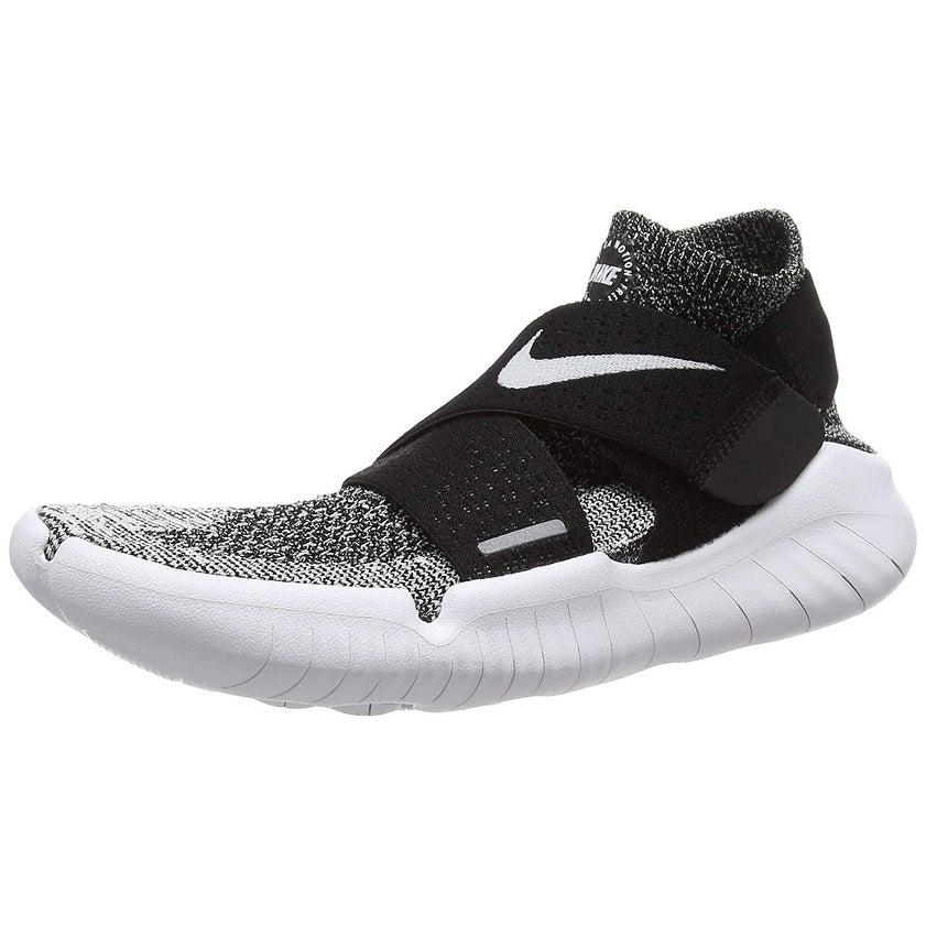 b34bab63b57b5 Shop Nike Free Rn Motion Fk 2018 Big Kids Style  Ah4847-001 Size  5.5 - Free  Shipping Today - Overstock.com - 25593651