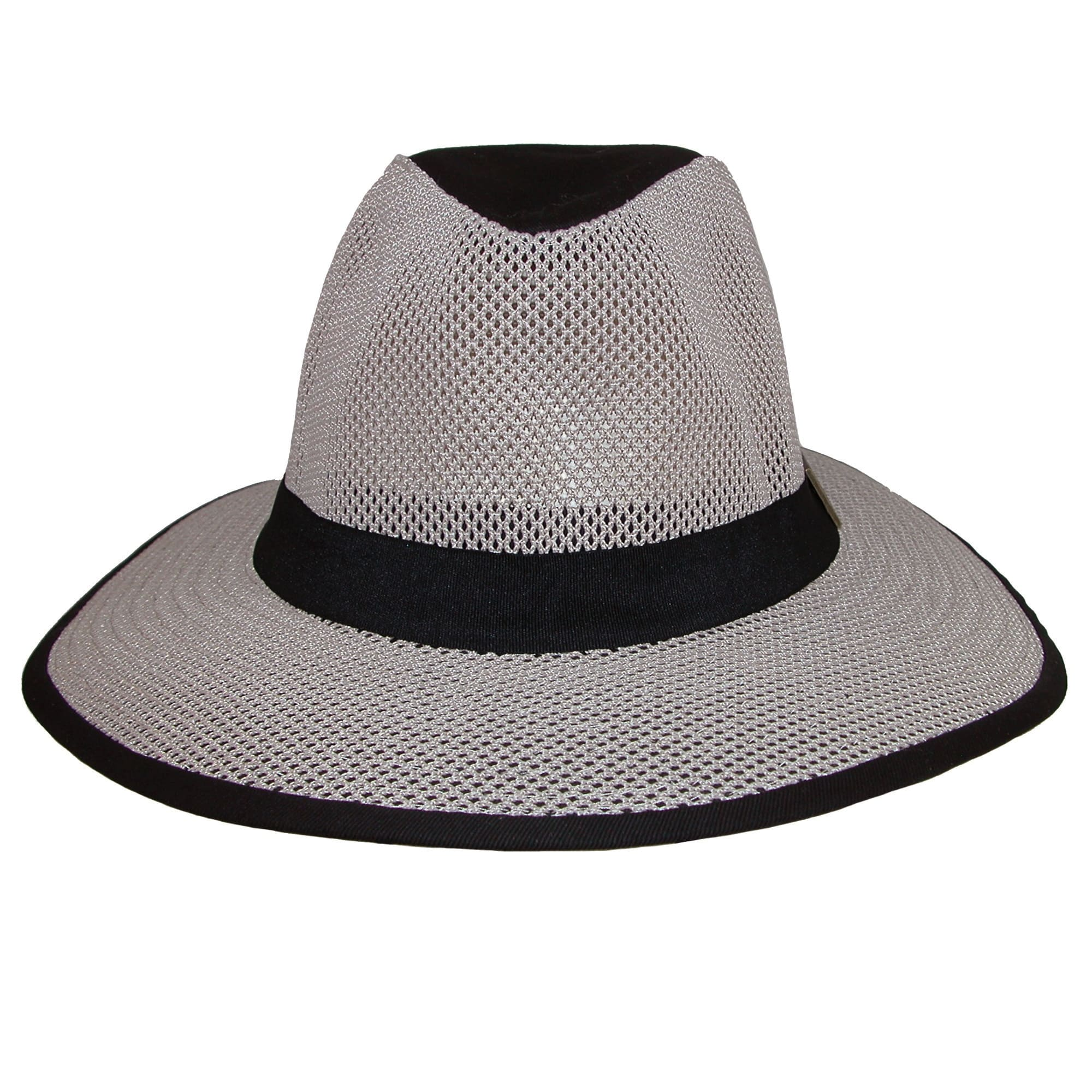 3e39d44726976 Shop Guy Harvey Men s Cotton Safari Hat with Mesh Crown and Matching Chin  Cord - Free Shipping On Orders Over  45 - Overstock - 20457801
