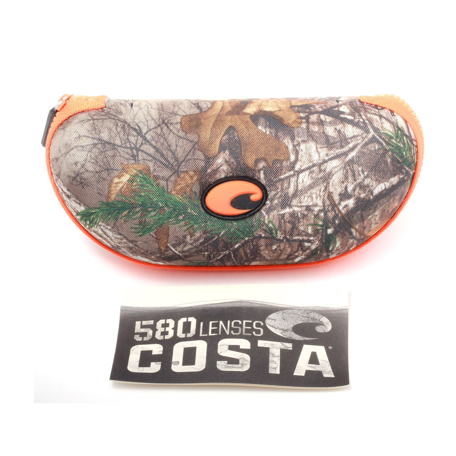 a85d88b347746 Shop Costa Del Mar Fantail TF65OGMP Mossy Oak Camo 580P Green Mirror Wrap  Sunglasses - mossy oak grass camouflage - 59mm-18mm-120mm - Free Shipping  Today ...