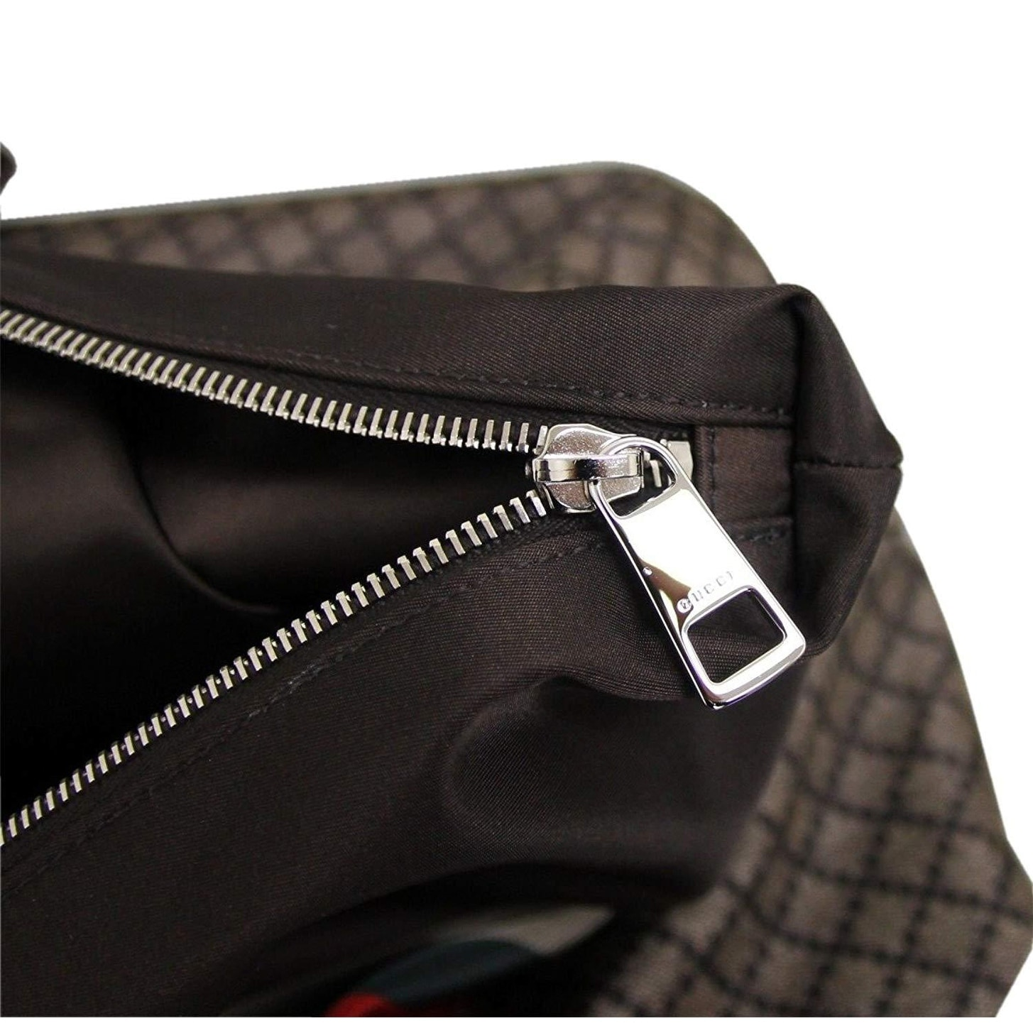 90217b7c4e5814 Shop Gucci Unisex Brown Nylon Diamante Tote Travel Bag 268106 8636 (XL) -  XL - Free Shipping Today - Overstock - 27603087
