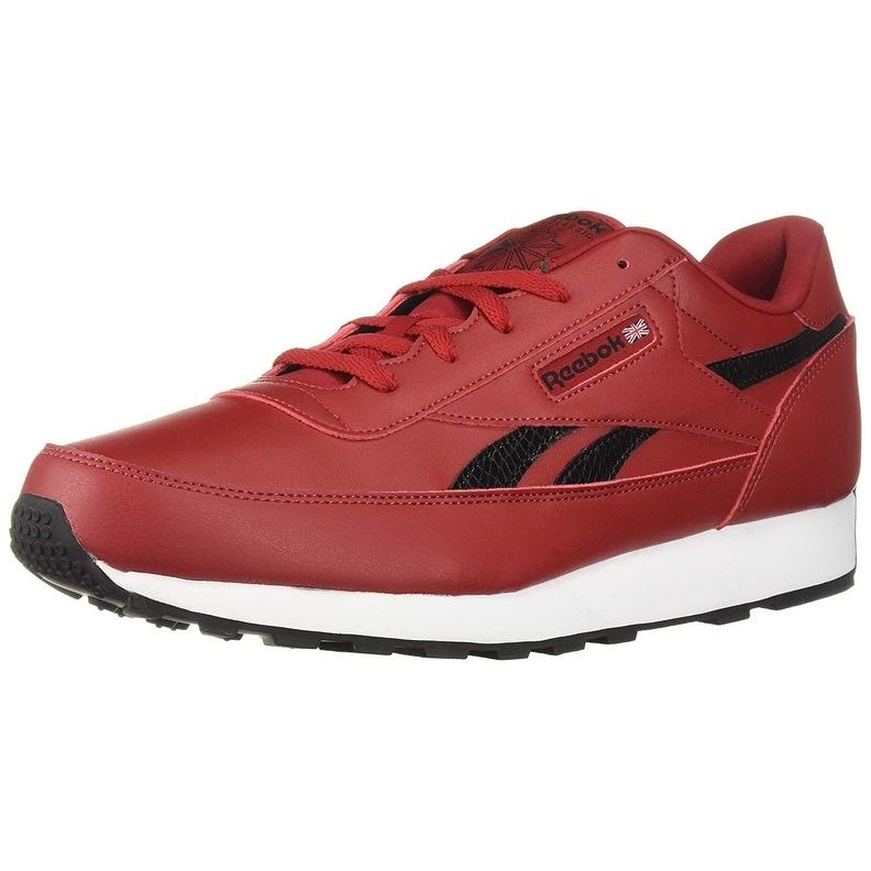 37d2c0a5ebd Shop Reebok Men s Classic Renaissance Walking Shoe - Free Shipping On  Orders Over  45 - Overstock - 24116048