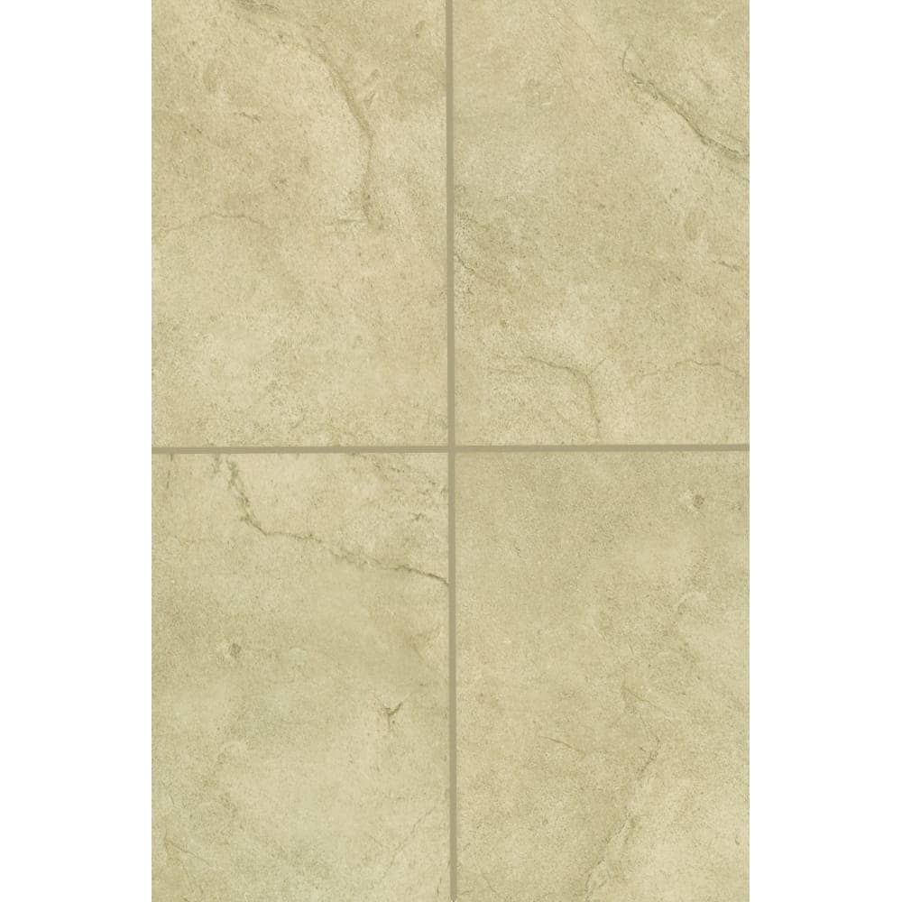 Shop Mohawk Industries 16020 Gold Ceramic Wall Tile 8 Inch X 12