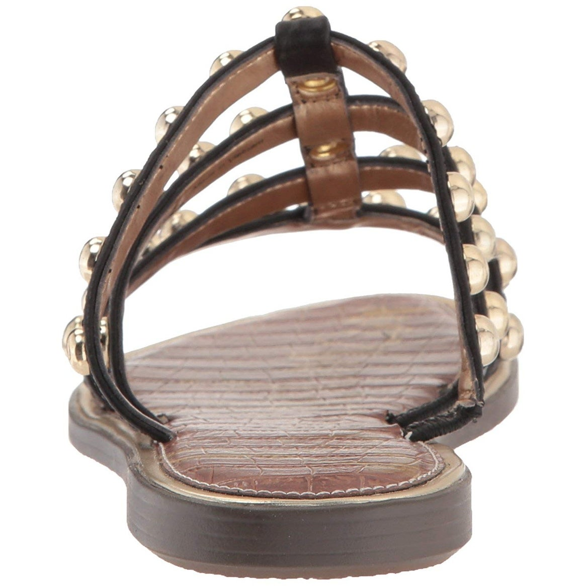 6fddf9e51 Shop Sam Edelman Women s Glenn Slide Sandal - Free Shipping On Orders Over   45 - Overstock - 26059634