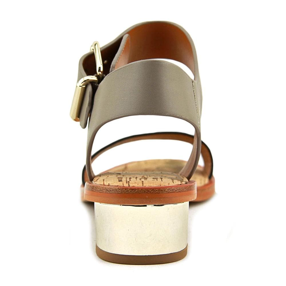 2b9736c4d38f4b Shop Sam Edelman Trixie Women Putty Sandals - Free Shipping Today -  Overstock - 17782452