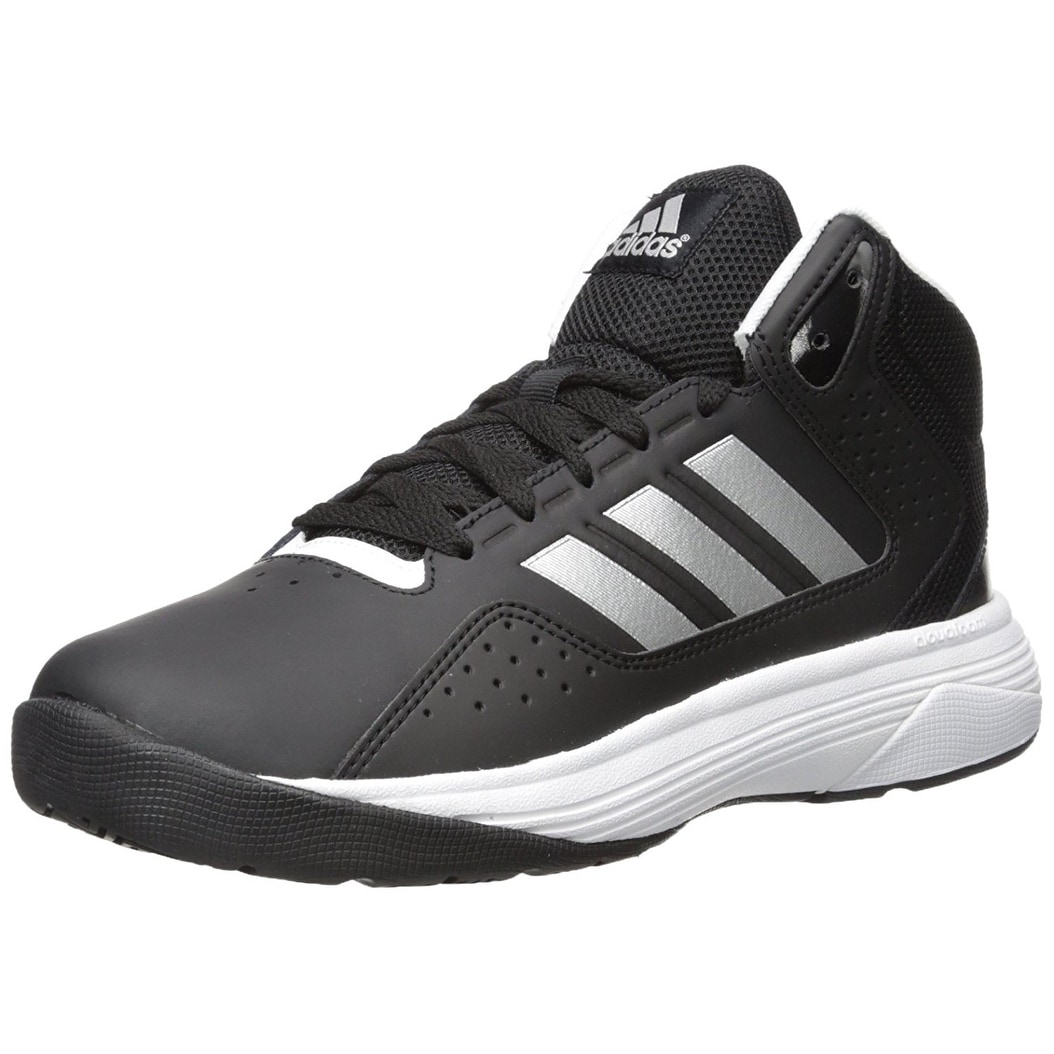 hot sale online 59025 6c915 adidas Neo Men s Cloudfoam Ilation Mid Wide Basketball Shoe - 9