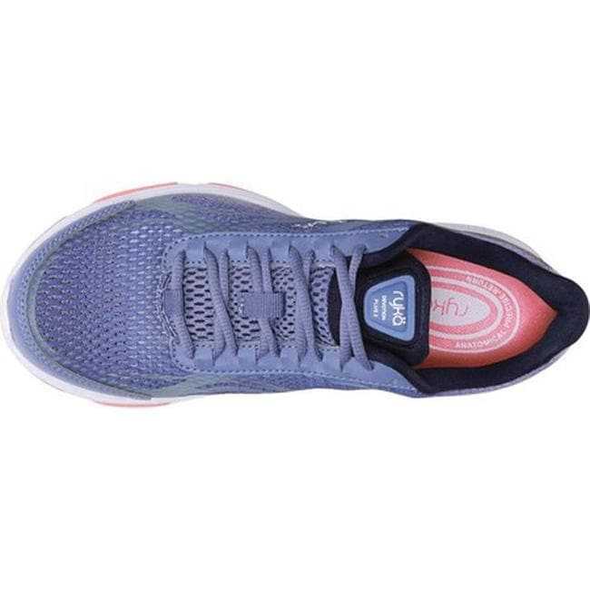 faec9db1f793 Shop Ryka Women s Devotion Plus 2 Walking Shoe Tempest - On Sale - Free  Shipping Today - Overstock - 25596995