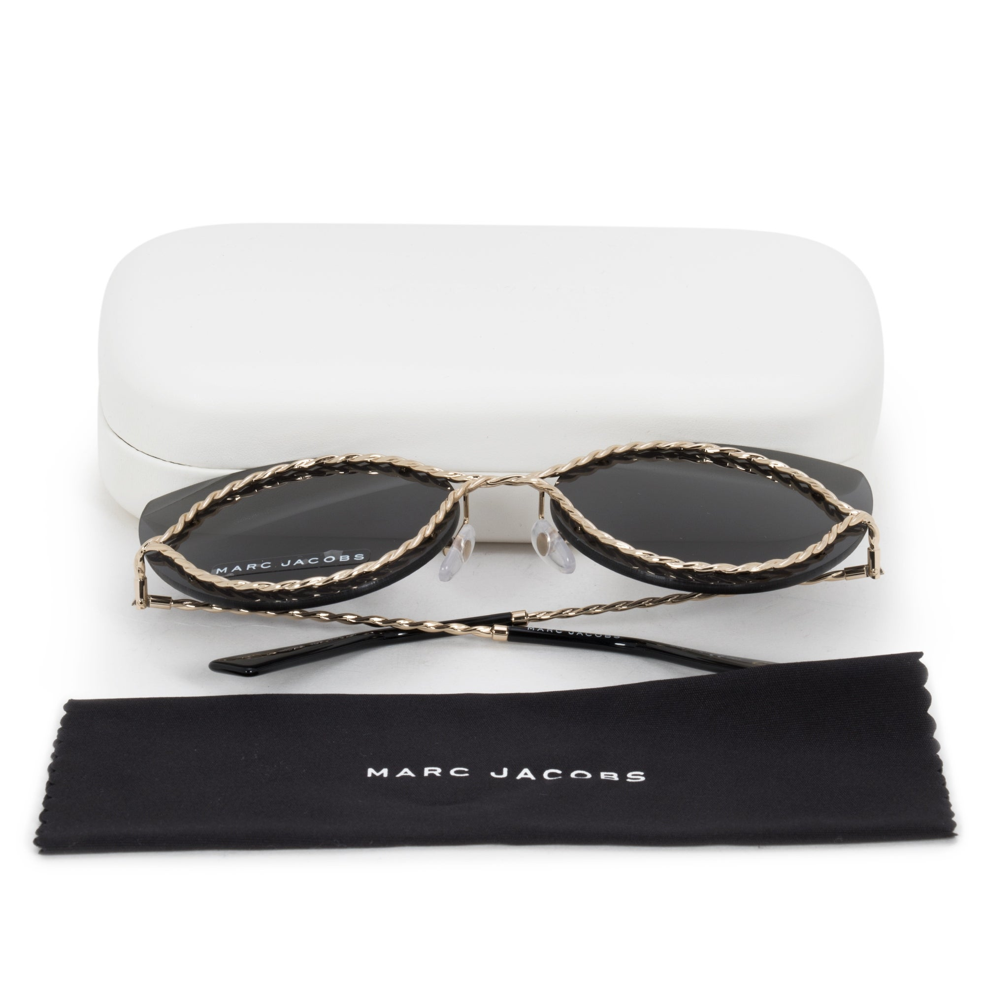 bc1573b73c Shop Marc Jacobs Cat Eye Sunglasses MJ161S J5G IR 61 - Free Shipping Today  - Overstock - 25662962