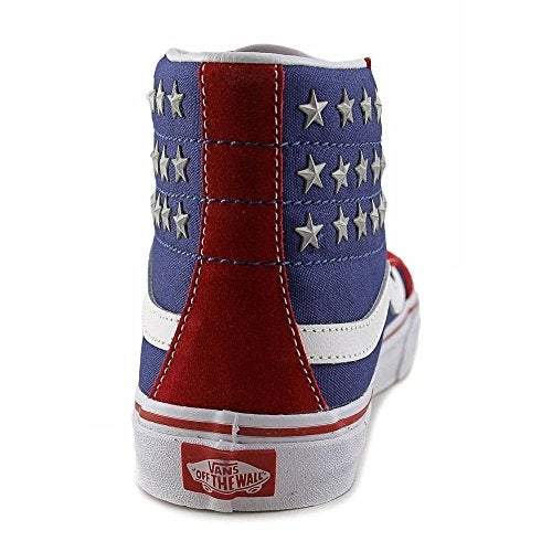 39367a6fd4 Shop Vans Unisex Sk8-Hi Slim Studded Stars Sneakers - Free Shipping On  Orders Over  45 - Overstock - 18539299