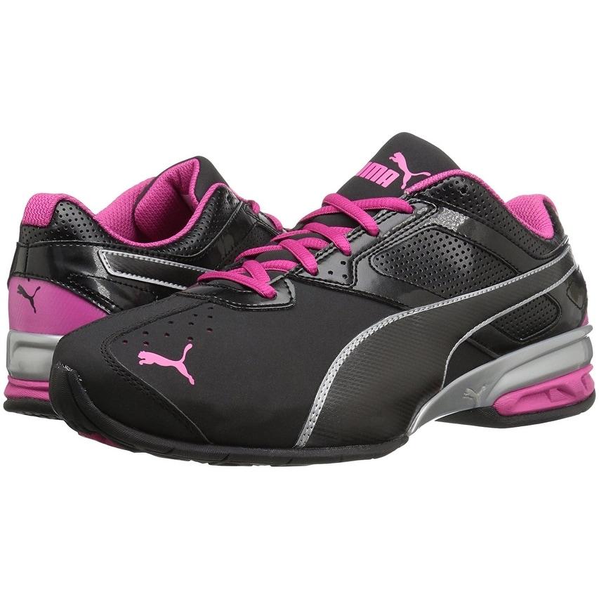 size 40 5e2da 0659d Shop PUMA Women s Tazon 6 Wn s Fm Cross-Trainer Shoe, Puma Black  Puma  Silver  Beetroot Purple - Free Shipping Today - Overstock - 18279167