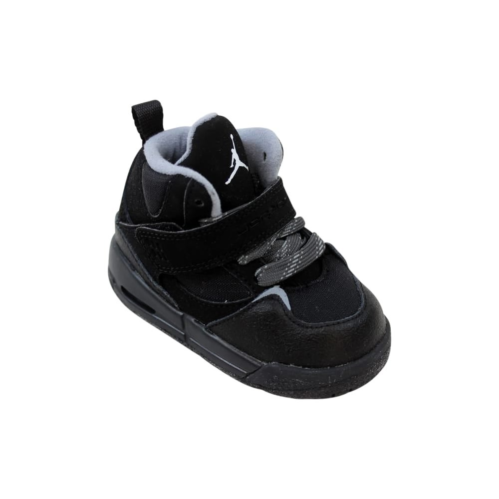buy online dbb7a a3ded ... shop nike air jordan flight 45 trk td black white anthracite stealth  toddler 467931 003 size