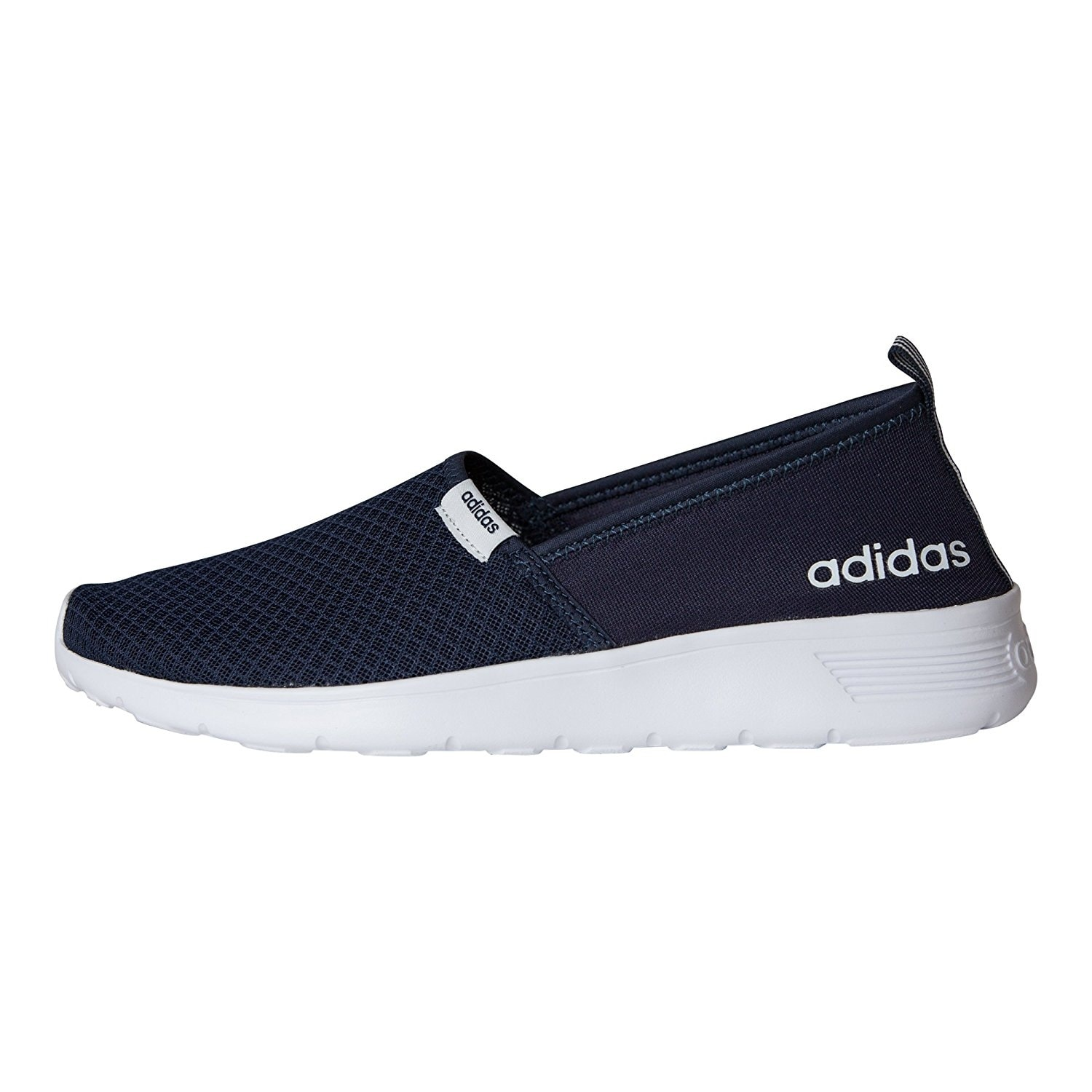 free shipping 4468c b9e10 Adidas Women Cloud Foam Extra Lite Racer Slip On Sneaker Shoes