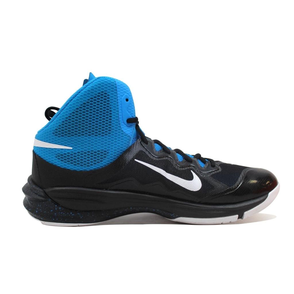 best authentic afada 8259b Nike Men's Prime Hype DF II 2 Black/White-Photo Blue-Blue Lagoon 806941-007