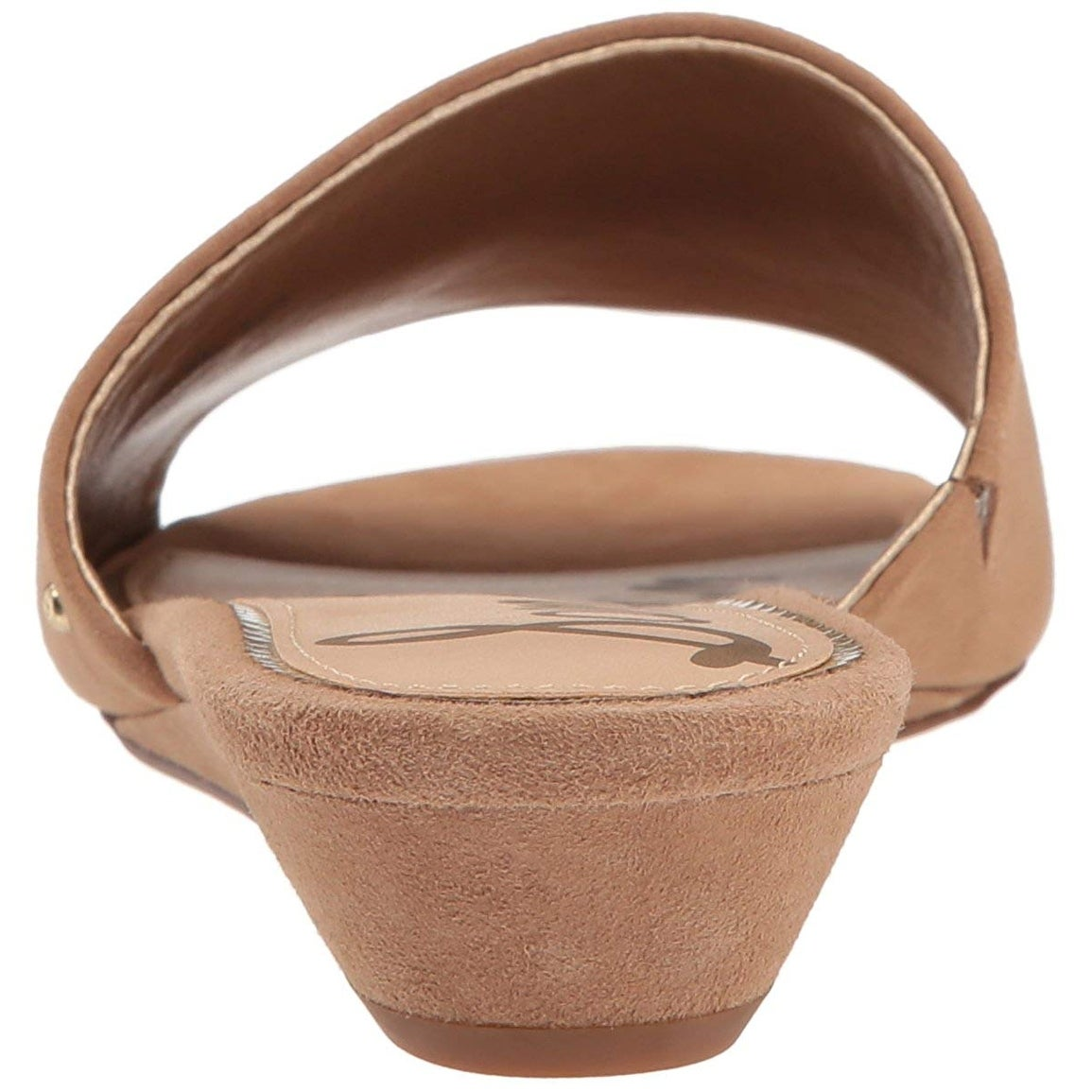 000756c8ce82 Shop Sam Edelman Womens Liliana Leather Open Toe Casual Slide Sandals -  Free Shipping On Orders Over  45 - Overstock - 27099997