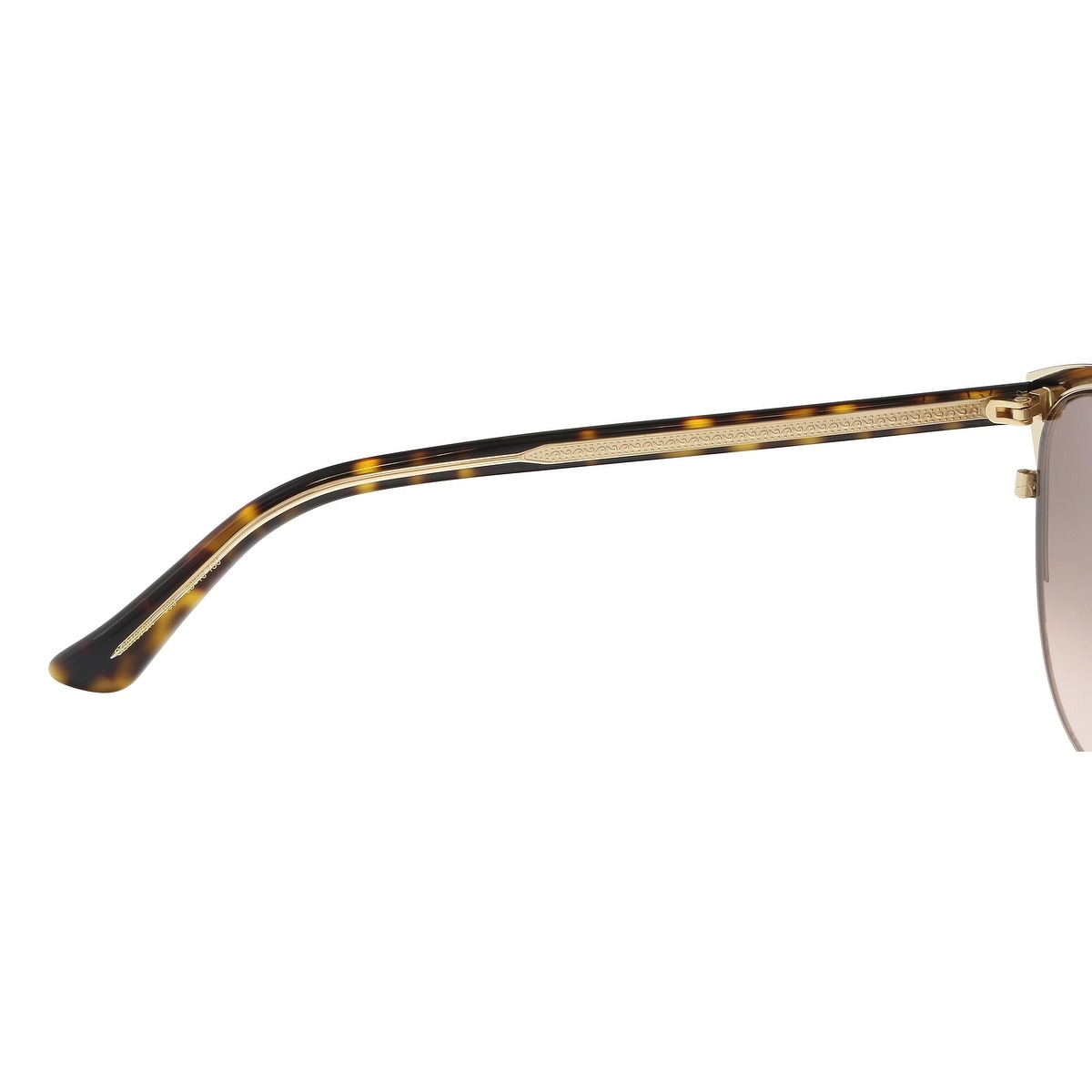 f5dcf80e90 Shop Gucci GG0197SK-005 Burgundy Gold Cateye Sunglasses - 58-16-150 - Free  Shipping Today - Overstock - 21158235