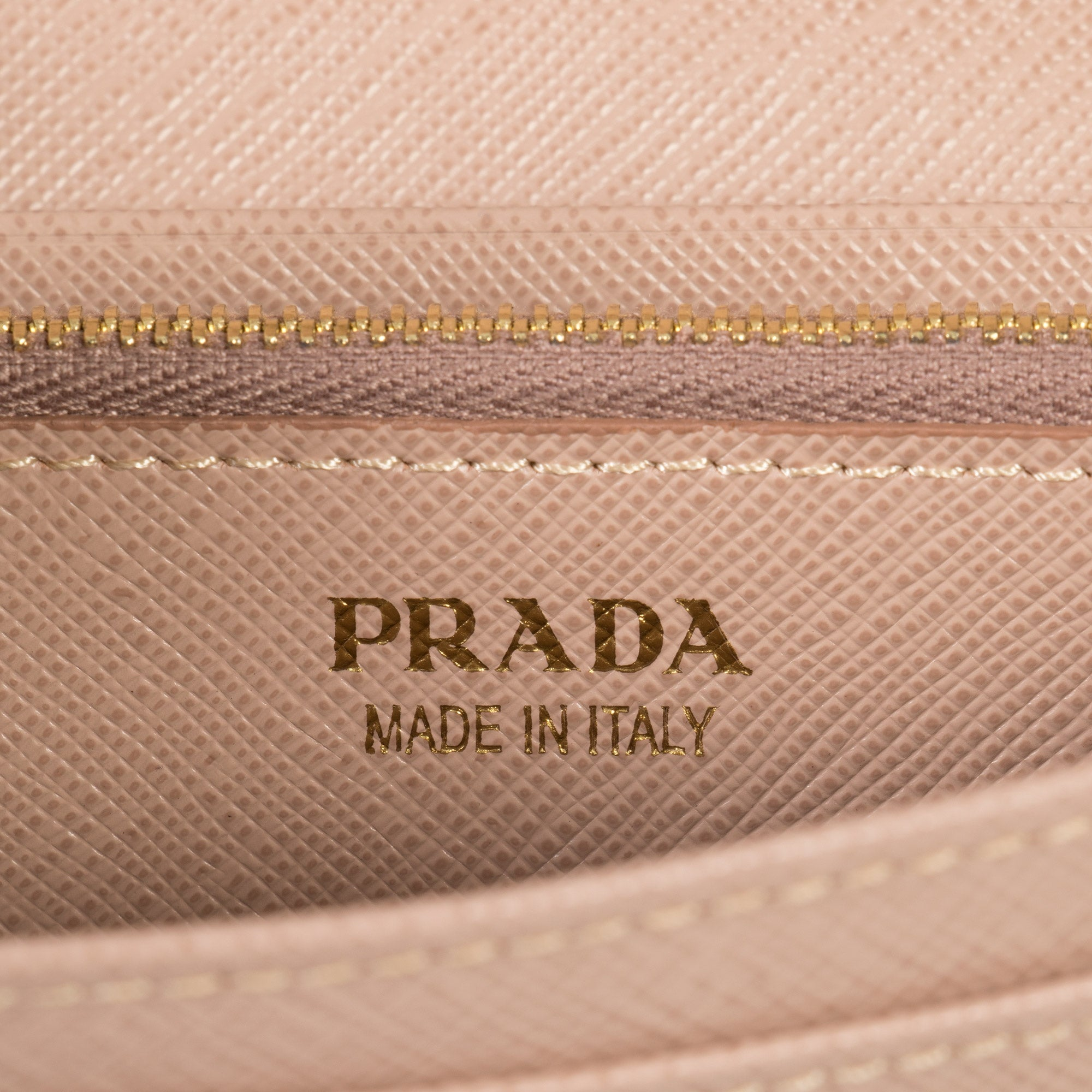 4f1f4fa699df Shop Prada Cameo Saffiano Leather Flap Wallet 1MH132 QWA F0770 - Free  Shipping Today - Overstock - 23082886