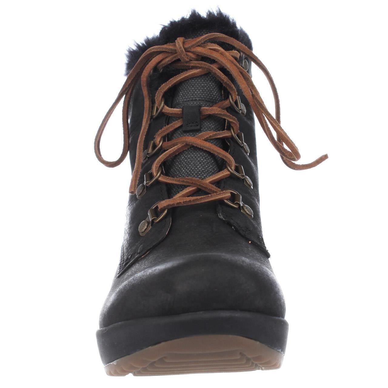 1778e177da58 Shop Sperry Top-Sider Luca Peak Wedge Boots