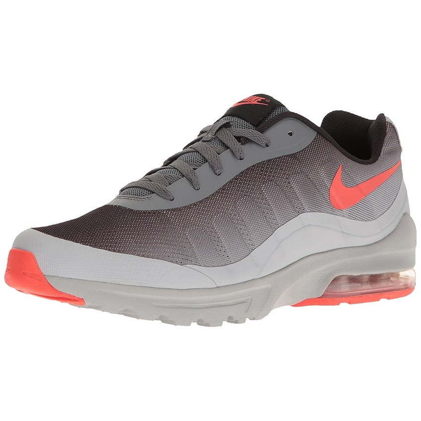 new style ce5f2 d2b95 Nike Men s Air Max Invigor Print Running Shoe, Dark Grey Max Orange Wolf  Grey Black, 10 D(M) US