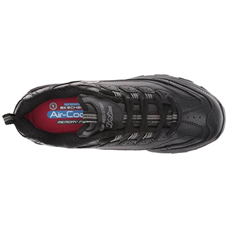 ed2742783a5c Shop Skechers for Work Women s D Lites Marbleton Work Shoe