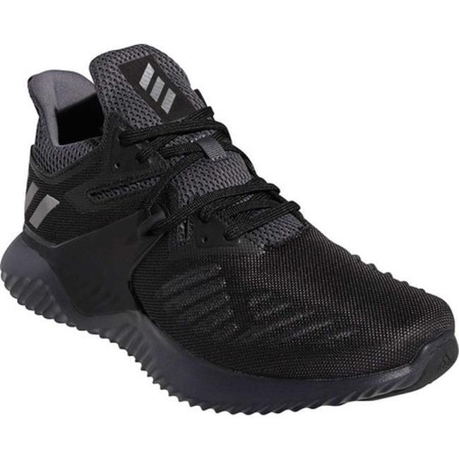 f6d0100d9f867 adidas Men s Alphabounce Beyond 2 Running Shoe Core Black Silver Met Carbon