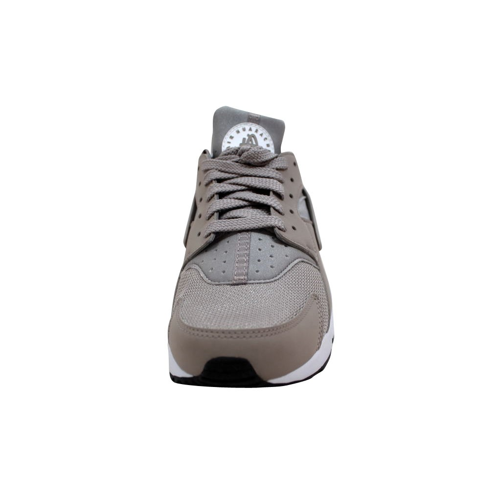 8adf9613794b5 Shop Nike Men s Air Huarache Cobblestone Cobblestone-White 318429-040 Size  11.5 - Free Shipping Today - Overstock - 20131665