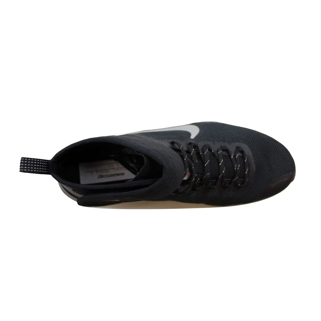 2d5be3b2f199 Shop Nike Women s Air Zoom Strong 2 Selfie Black Chrome AH8195-001 - Free  Shipping Today - Overstock - 23436782