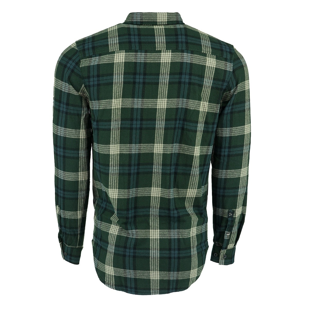 194af19d70f Shop Globe Men s Flanigan L S Shirt - Shadow - M - Free Shipping On Orders  Over  45 - Overstock.com - 27104135