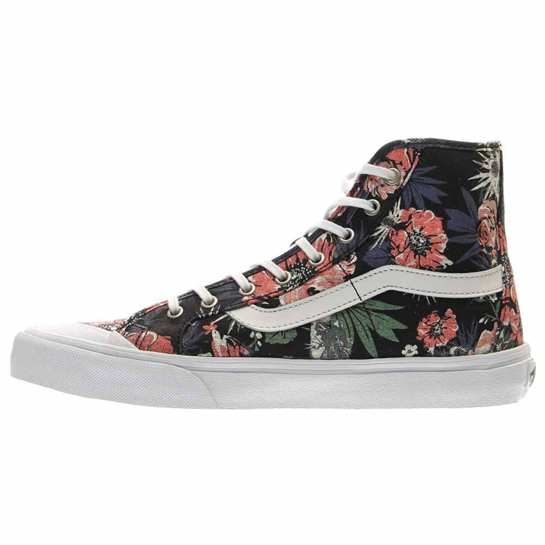 98c2805aed Shop Vans BLACK BALI HI SF Desert Floral Black Women s Shoes - floral  blk  - Ships To Canada - Overstock - 18539279