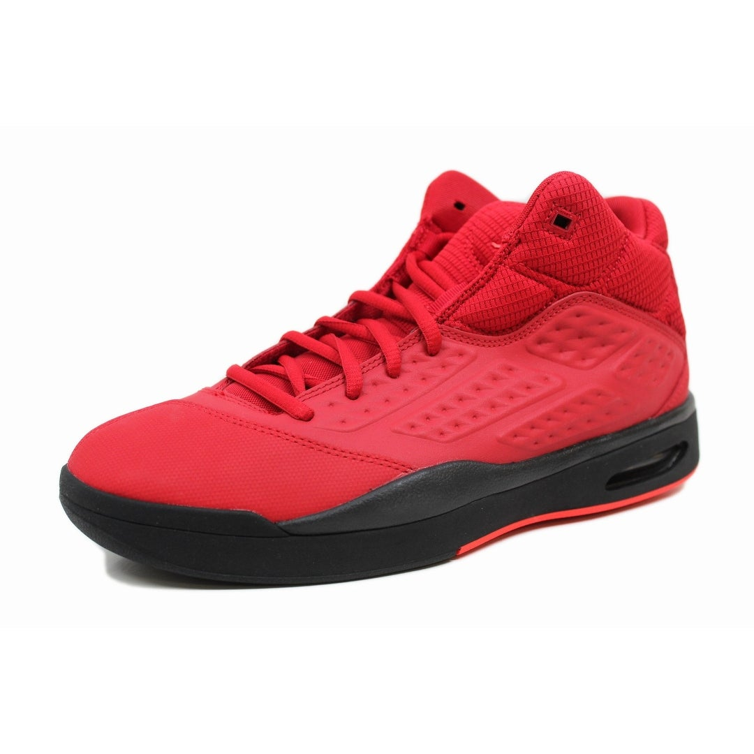 2c362540af1fd5 Shop Nike Men s Air Jordan New School Gym Red Infrared 23-Black 768901-623  - Ships To Canada - Overstock.ca - 20129453